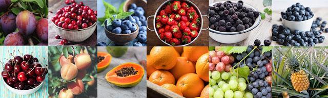 c24/7 contains 12 Fruits nutri benefits