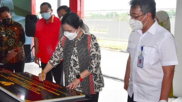 Bandara Pekon Serai Pesisir Barat Diganti Bandara Muhammad Taufiq Kiemas