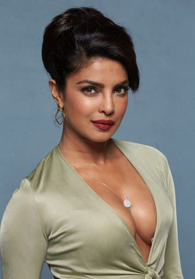 Sexy Babe Priyanka Chopra New Photoshoot