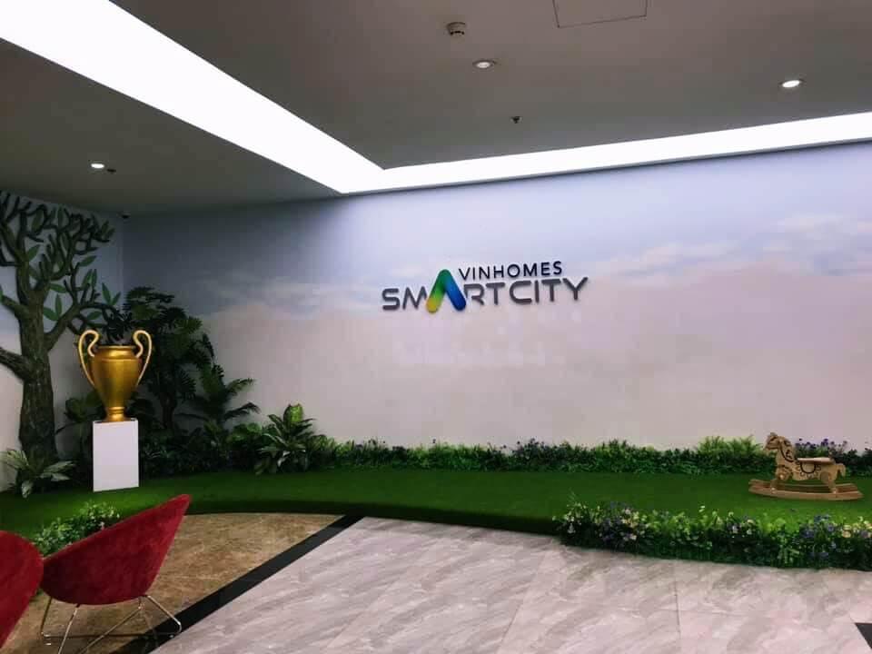 Khai trương văn phòng bán hàng chung cư Vinhomes Smart City Tây Mỗ