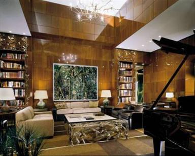 Ty Warner Penthouse, Four Seasons Hotel, New York