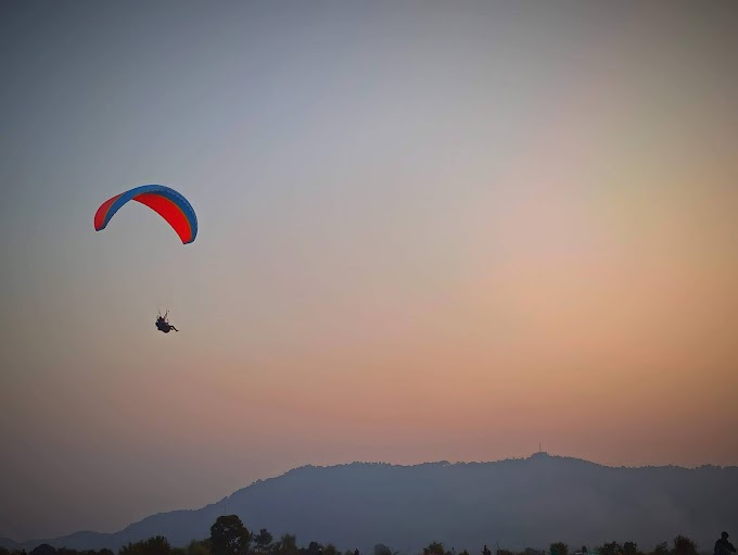 Bir Billing Paragliding | Medium Flying