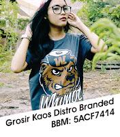 Grosir Kaos Distro Premium Harga Murah | 0812 2147 0287
