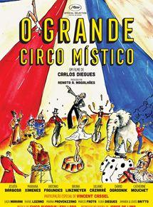 O Grande Circo Místico - Poster & Trailer