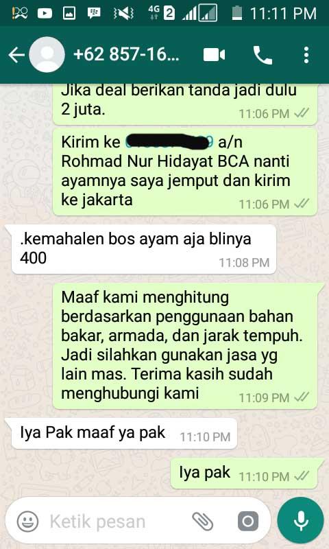 jasa angkut indonesia
