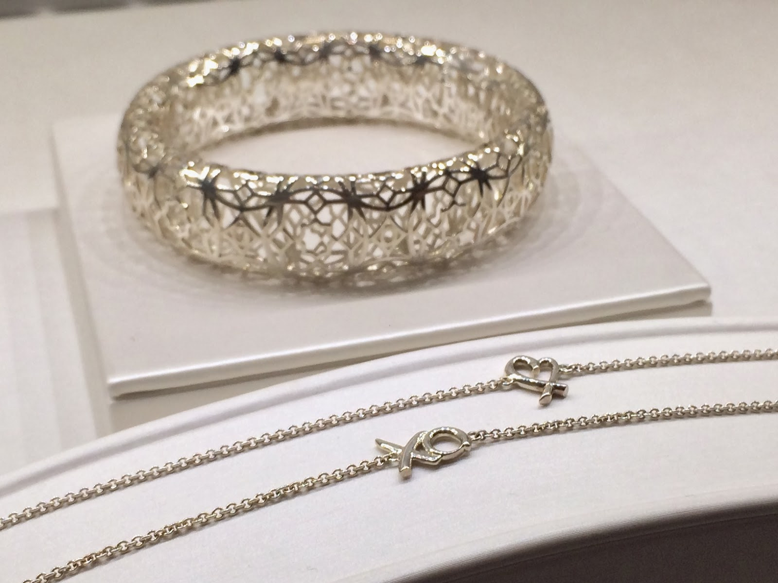 New Cherished Pieces At Tiffany S Pearls Amp Caramel