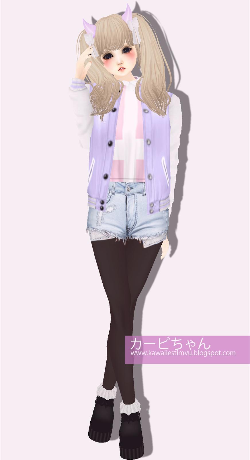 IMVU Kawaii Pastel Outfit #1 ~ Kawaiiest of IMVU