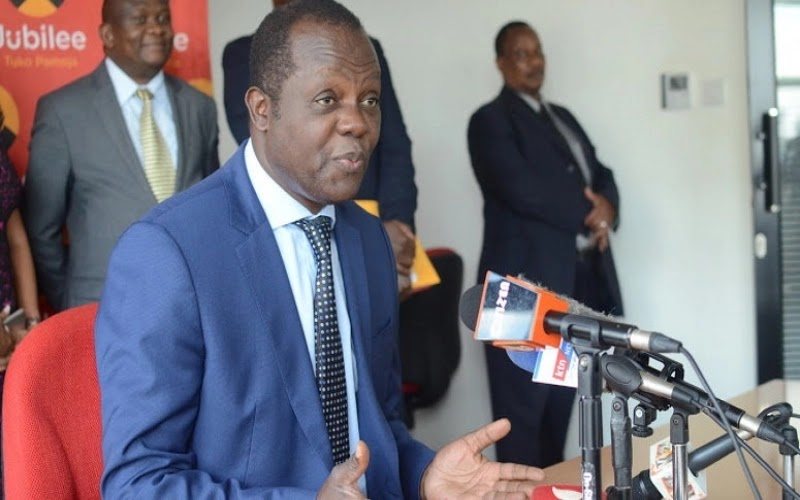 Raphael Tuju Has Recovered, To Land Back From London On Wednesday