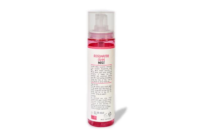 Luxe Organix Rosewater Glow Mist