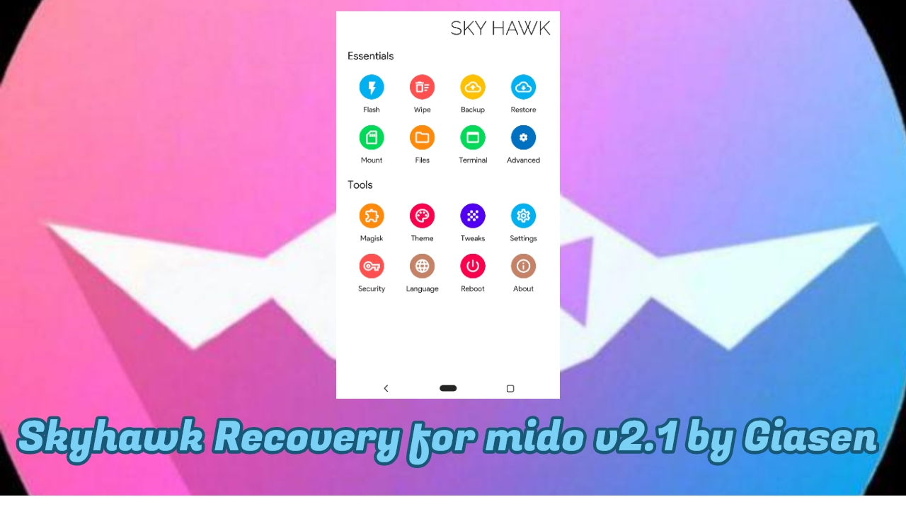 Skyhawk Recovery for mido v2 1 by Giasen