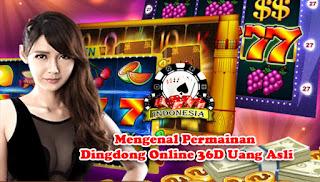 Mengenal Permainan Dingdong Online 36D Uang Asli