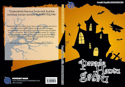 buku antologi cerpen parade hantu galau
