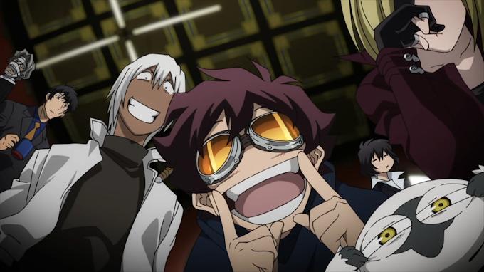 AnimeTopic 022 - Kekkai Sensen: A cidade que nunca dorme