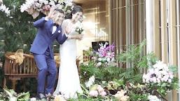 Nikah Saat Pandemi? Wedding Drive-Thru Aruna Senggigi Solusinya !!
