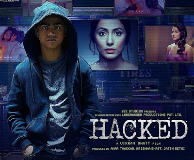 Hacked Full Movie Downlaod HD 720P & 1080P leaked by Leaked on TamilRockers & Torrent Groups