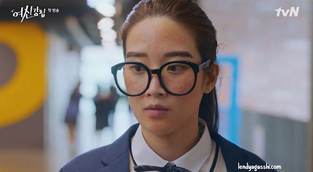 Karakter Lim Joo-kyung True Beauty 2020