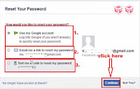 Recover facebook password online in hindi by browser