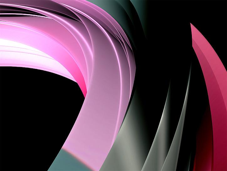 Magenta and White Hemisphere, by Jim Keaton ©Structured Art 2020, Gardner keaton Inc.