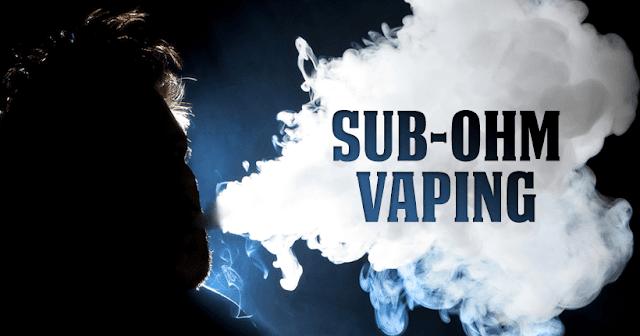 Ways You Can Sub Ohm Vape