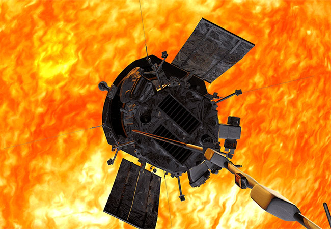 Tinuku NASA's Parker Solar Probe is humanity's first close visit to a star