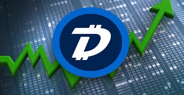 DigiByte Price Made an Upward Movement