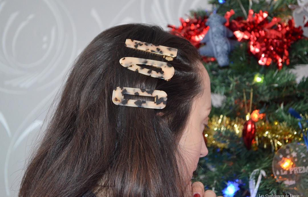 barrettes-cheveux-pour-une-coiffure-simple