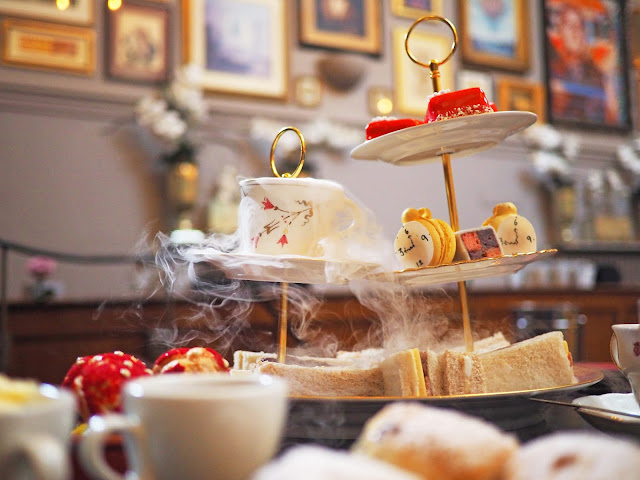 The Courthouse Knutsford Cheshire Afternoon Tea Review