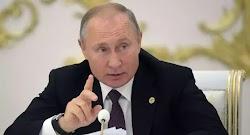 Ο πρόεδρος της Ρωσίας, Βλαντίμιρ Πούτιν, κατά τη διάρκεια συζήτησης για τη ρωσική εθνική ταυτότητα, ξεκαθάρισε  ευγενικά αλλά σθεναρά ότι δε...