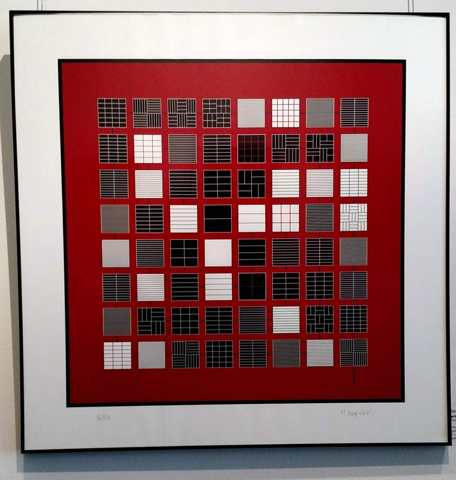 The Mathematical Tourist: Partitions Grid