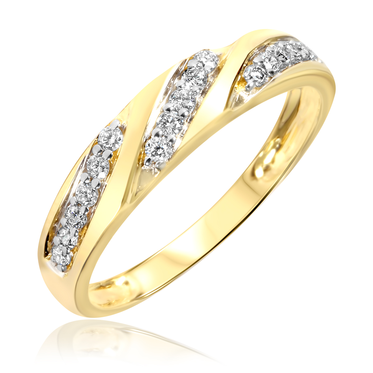 Gold Ring Ideas For Engagement - The Trendy Bride | Indian Wedding ...