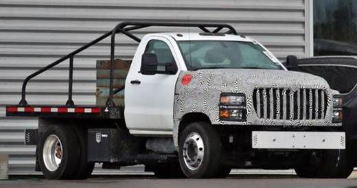 2019 Chevrolet Silverado 4500 - Cars Authority