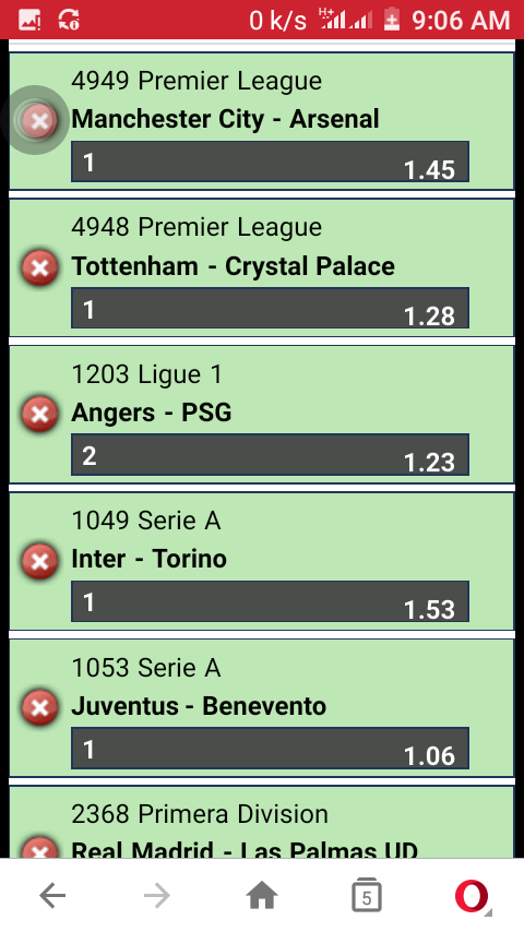 DAILY SPORTS: Today And Tomorrow sure 7odds for bet9ja booking code