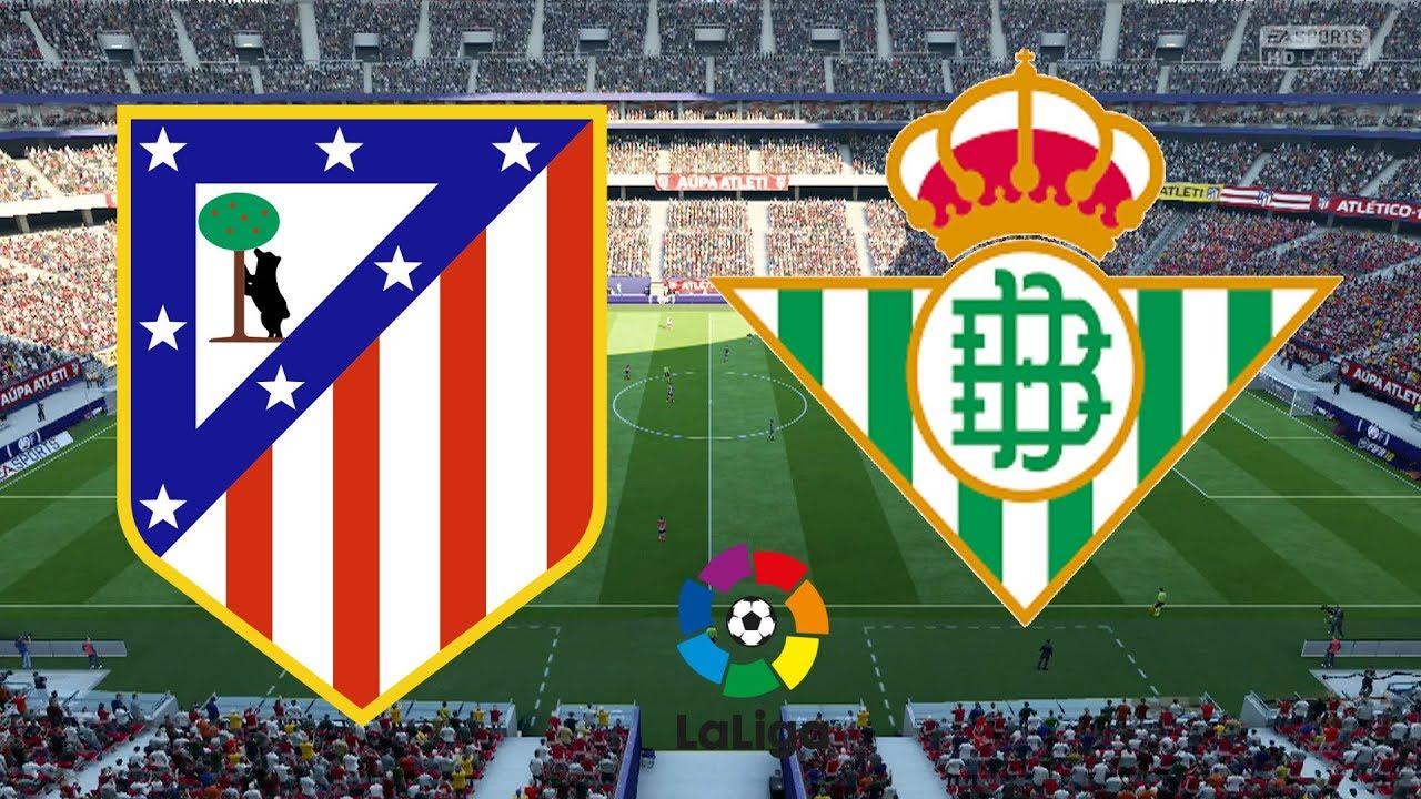 مشاهدة مباراة أتلتيكو مدريد وريال بيتيس