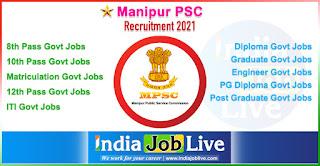 manipur-psc-recruitment-indiajoblive.com