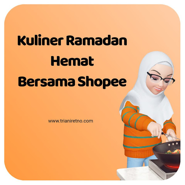Kuliner Ramadan Hemat Bersama Shopee