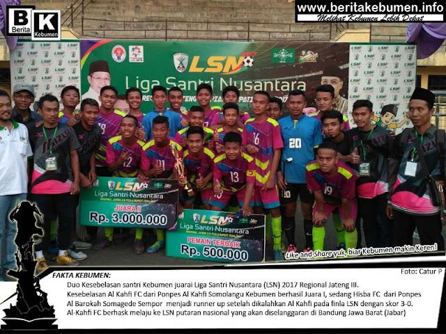 Skor Ahir 3-0, Al Kahfi FC Juara LSN 2017