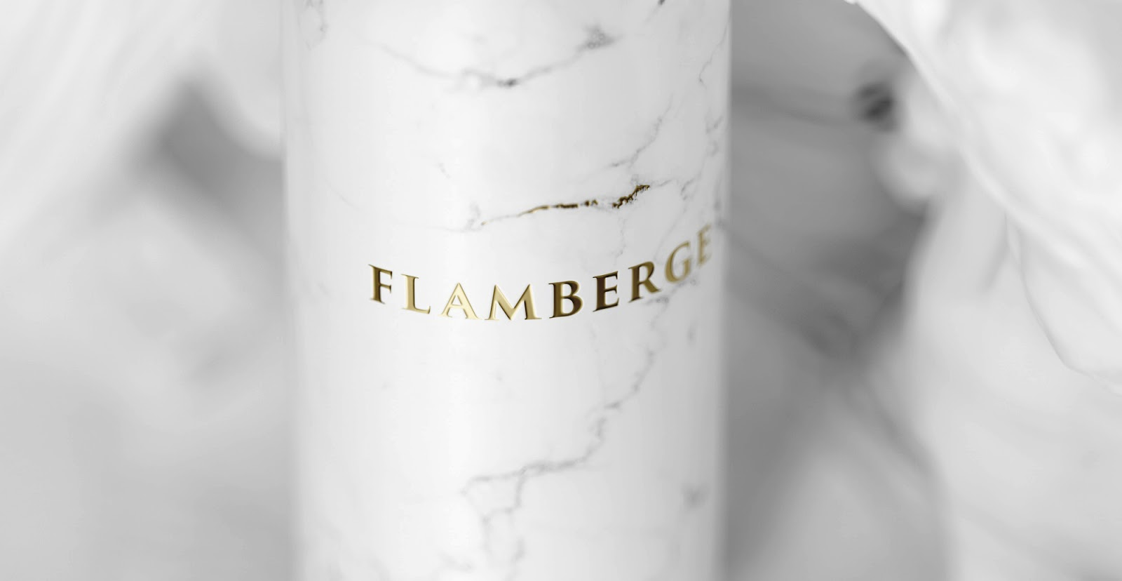 Thiết kế bao bì Flamberge Limited-Edition Cognac