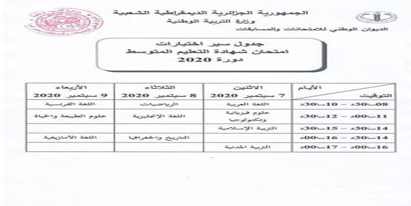 Tableu Examen du BEM 2020.jpg