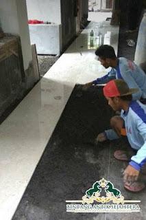 Jasa Pemasangan Lantai Marmer