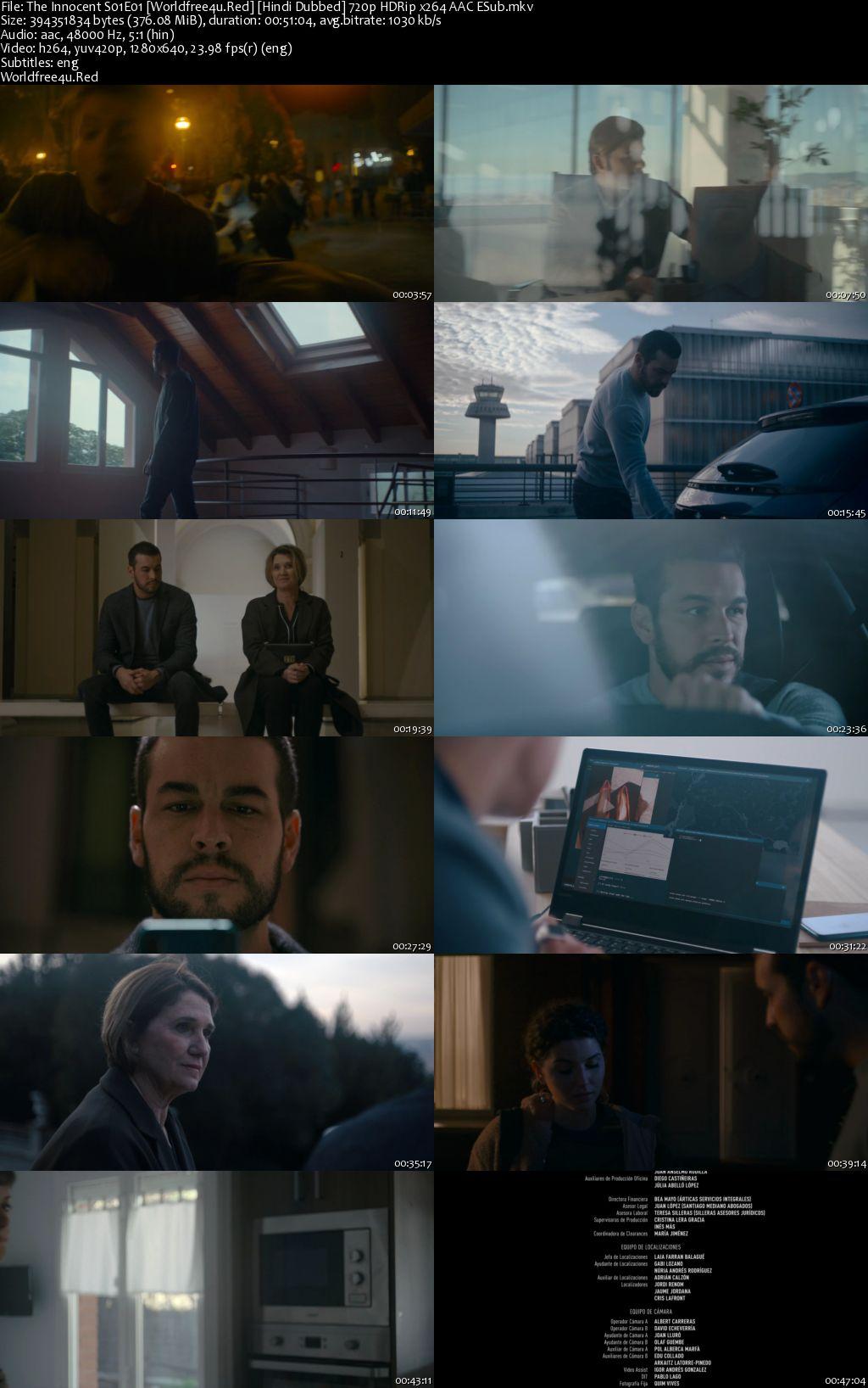 The Innocent 2021 (Season 1) All Episodes HDRip 720p