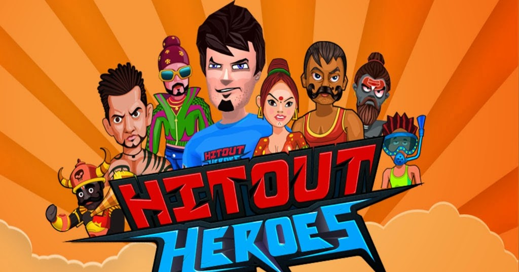 hitout heroes apk