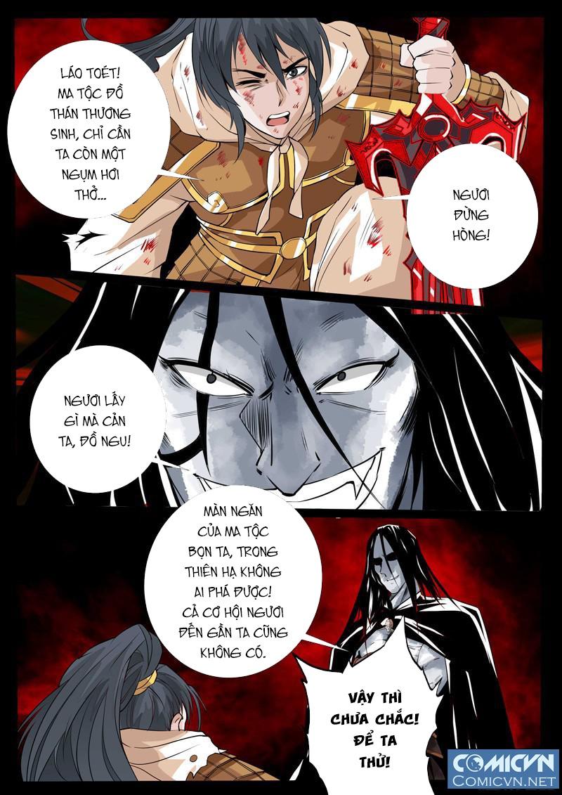 Long Phù chi Vương Đạo Thiên Hạ chap 75 - Trang 7