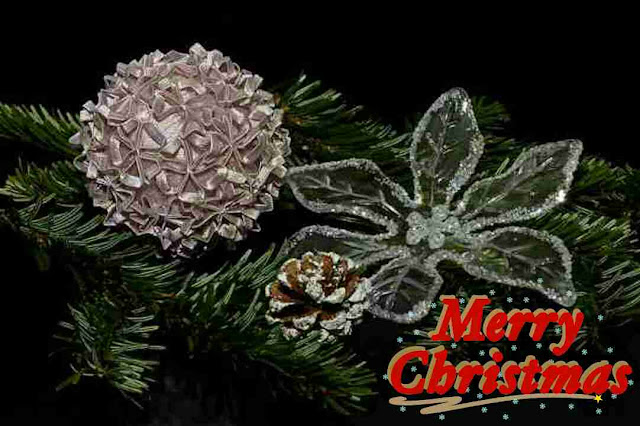Christmas Images Wishes Merry Christmas images with Christmas balls