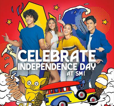 6 Ways to Celebrate Pinoy Pride at SM Supermalls