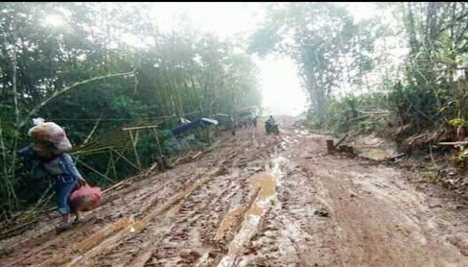 Terkait Aktivitas Penambangan di Desa Damping dan Wirana Kecamatan Pamarayan, LSM Geram Banten Indonesia Surati Bupati Serang