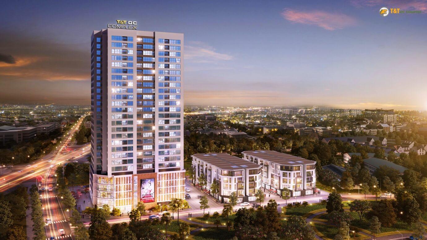 T&T Dc Complex ra mắt thị trường cuối năm 2019