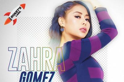 Lirik Lagu Zahra Gomez - Kau Yang Pantas