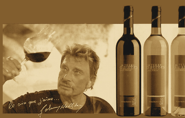 Cuvée Johnny Halliday