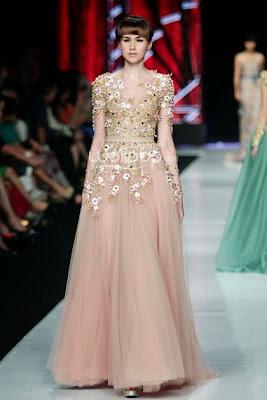 20 Model Gaun Pesta Ivan Gunawan Modern Terpopuler 2017