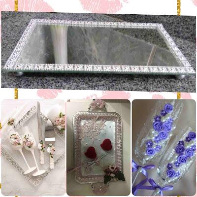 افكار رائعة في كيفية تزيين صينية الخطوبة - اناقة العروس